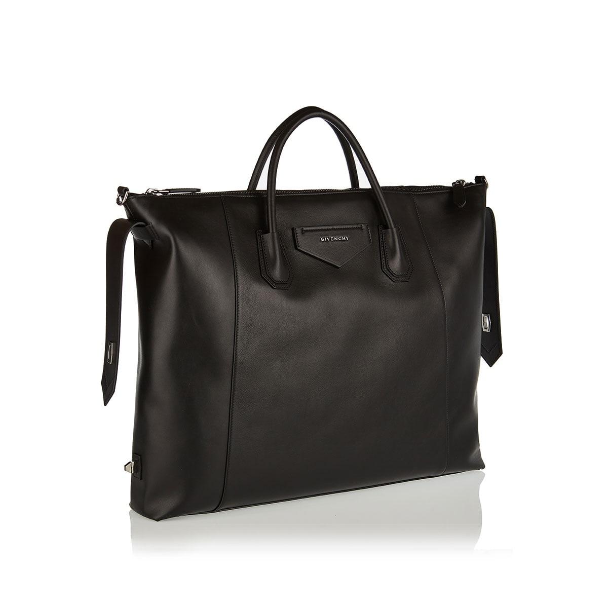 Antigona Soft large leather tote
