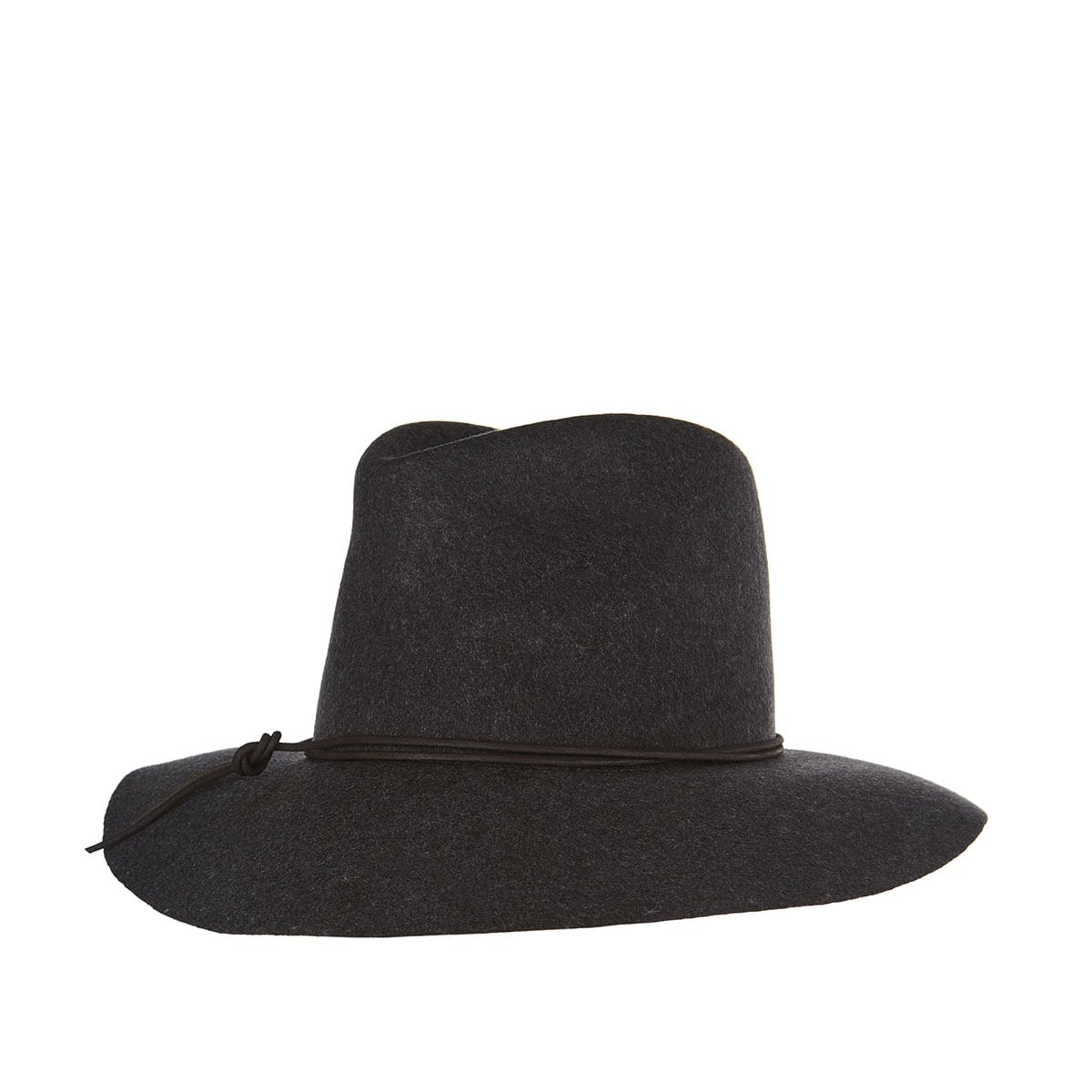 Kinly wool-felt fedora hat