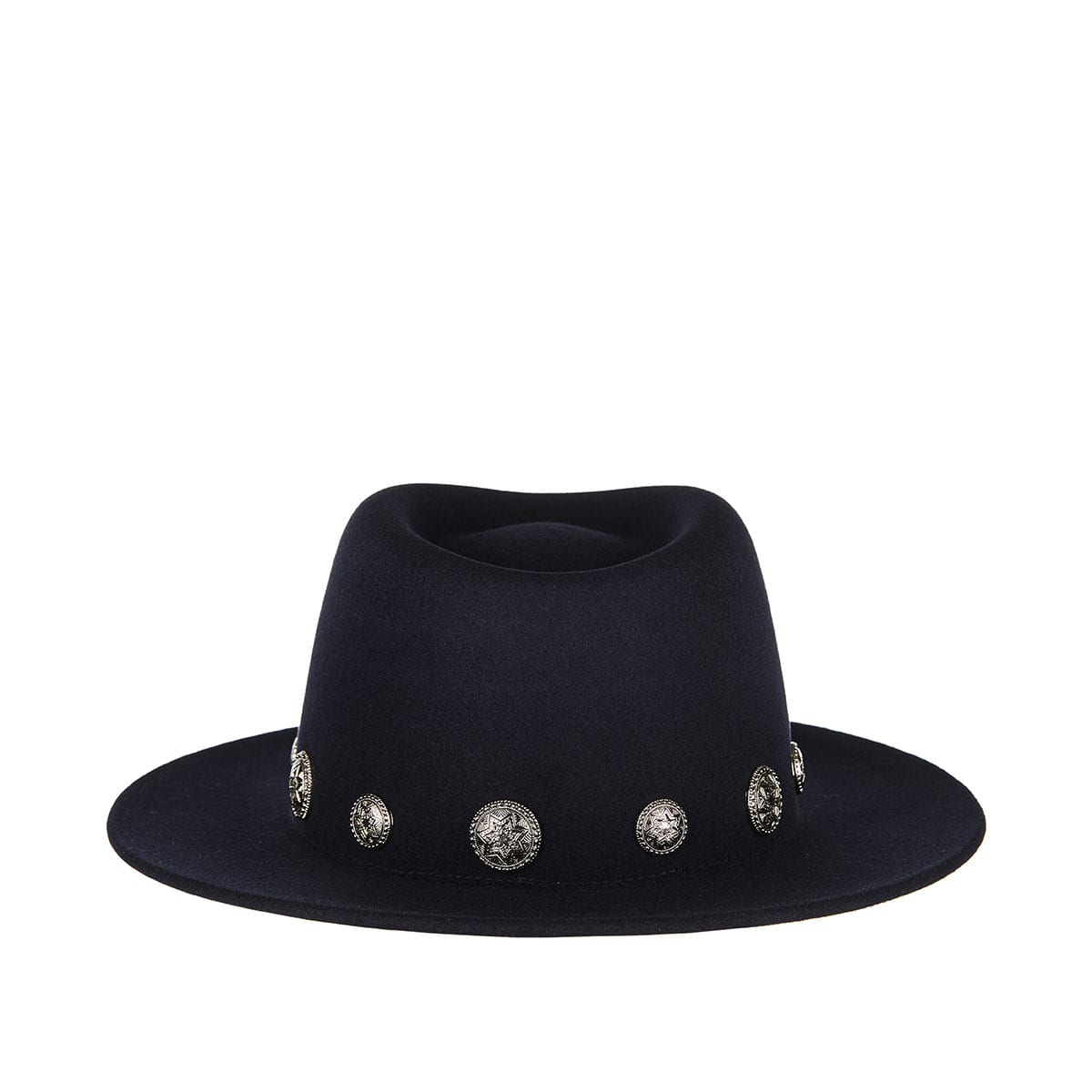 Thadee studded felt hat