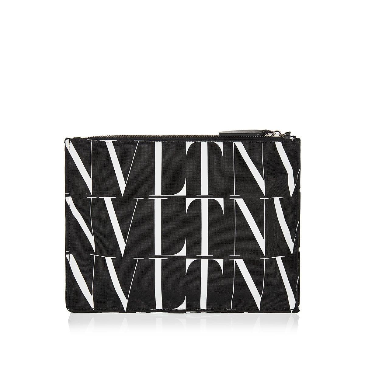 VLTN Times canvas pouch