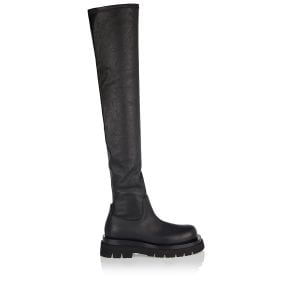 BV Tire knee-high boots