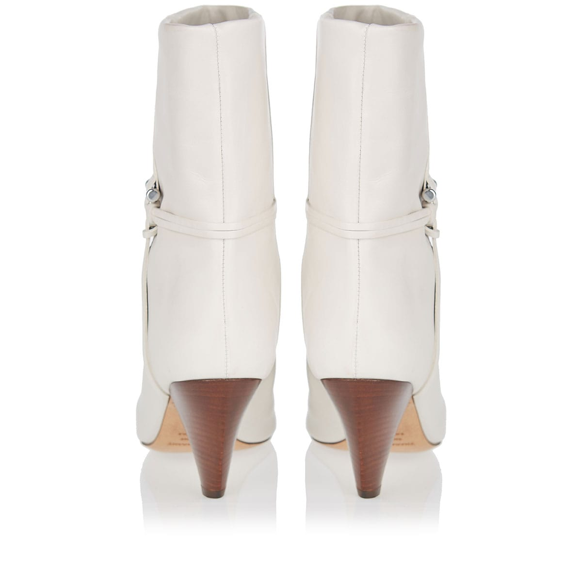 Lilet leather ankle boots