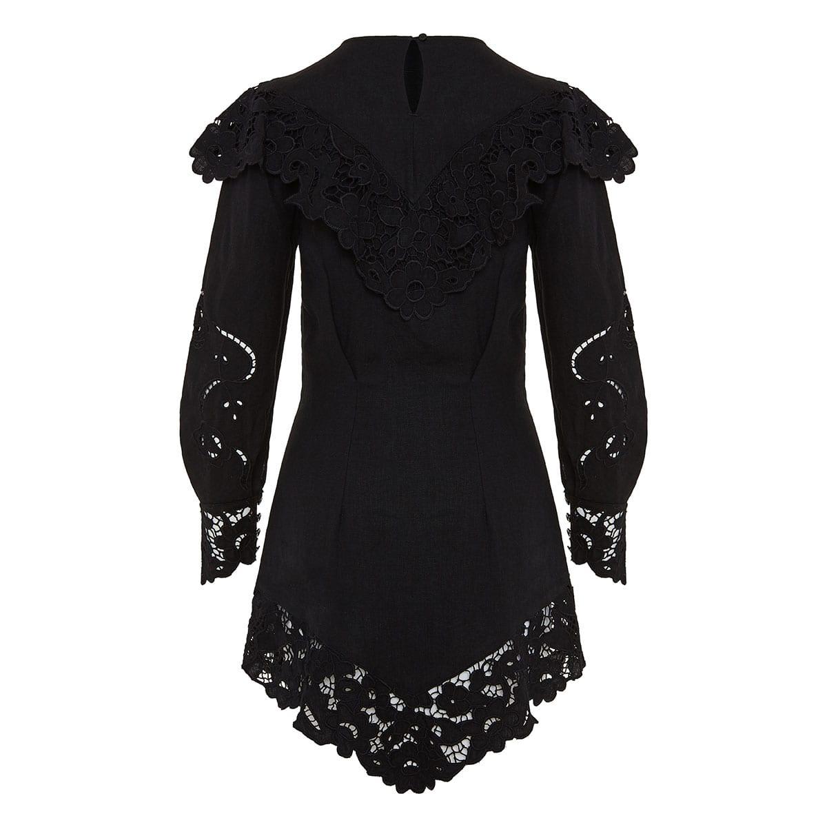 Ellery lace-detailed mini dress
