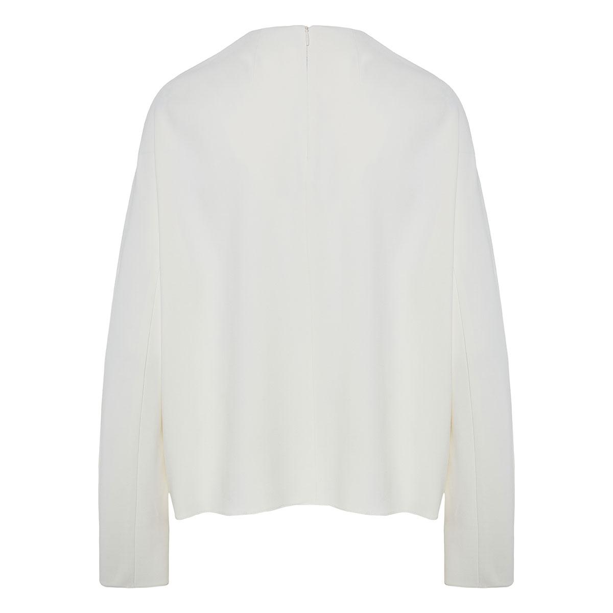 Linda crepe blouse