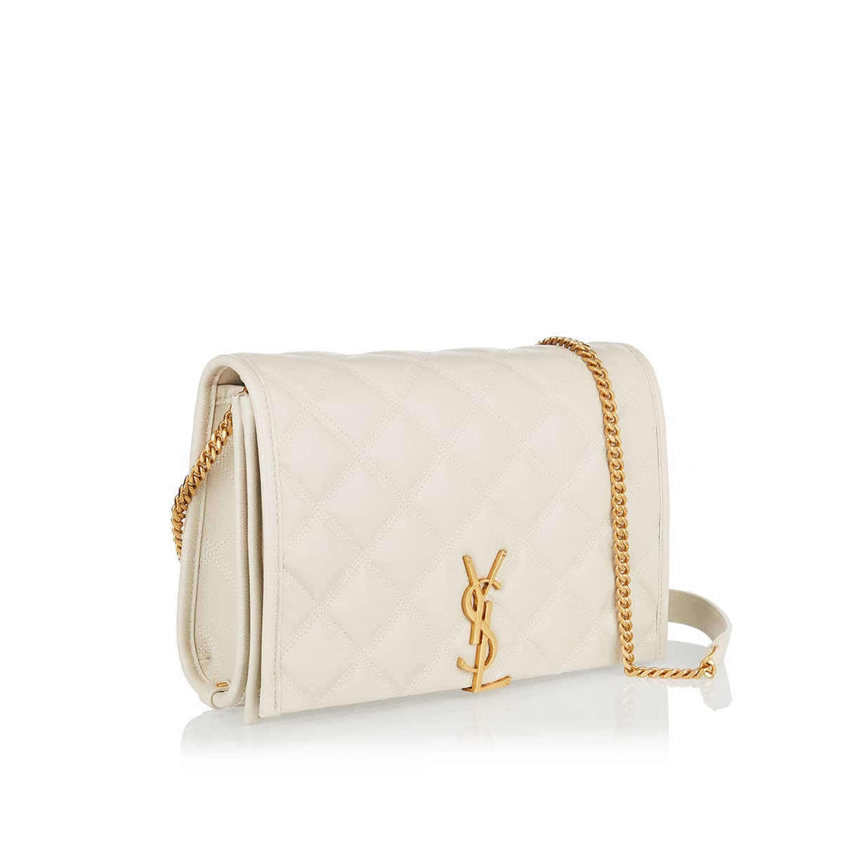 Becky mini quilted chain bag
