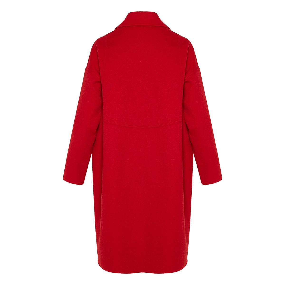 Bilpin oversized wool coat