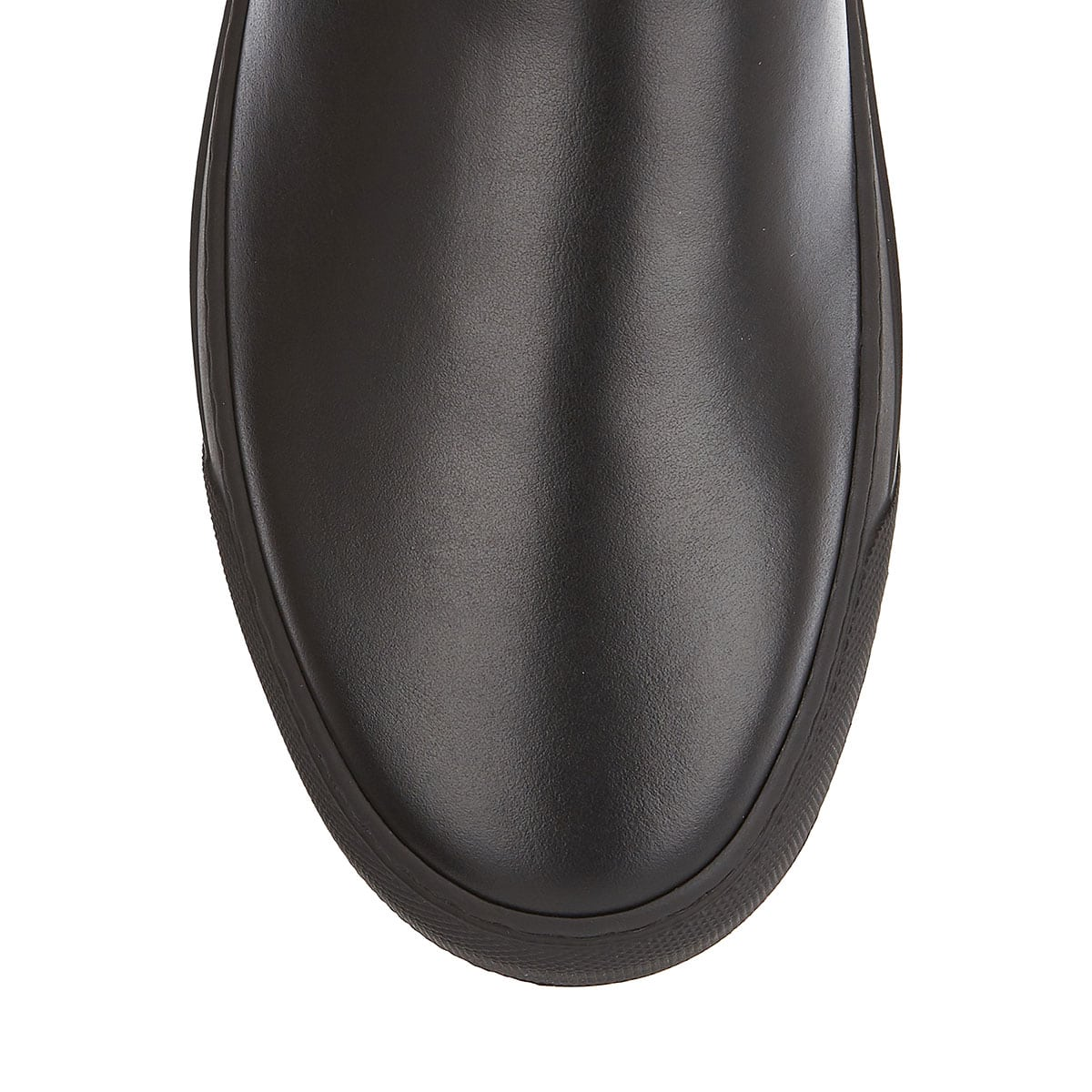 VLTN leather ankle boots