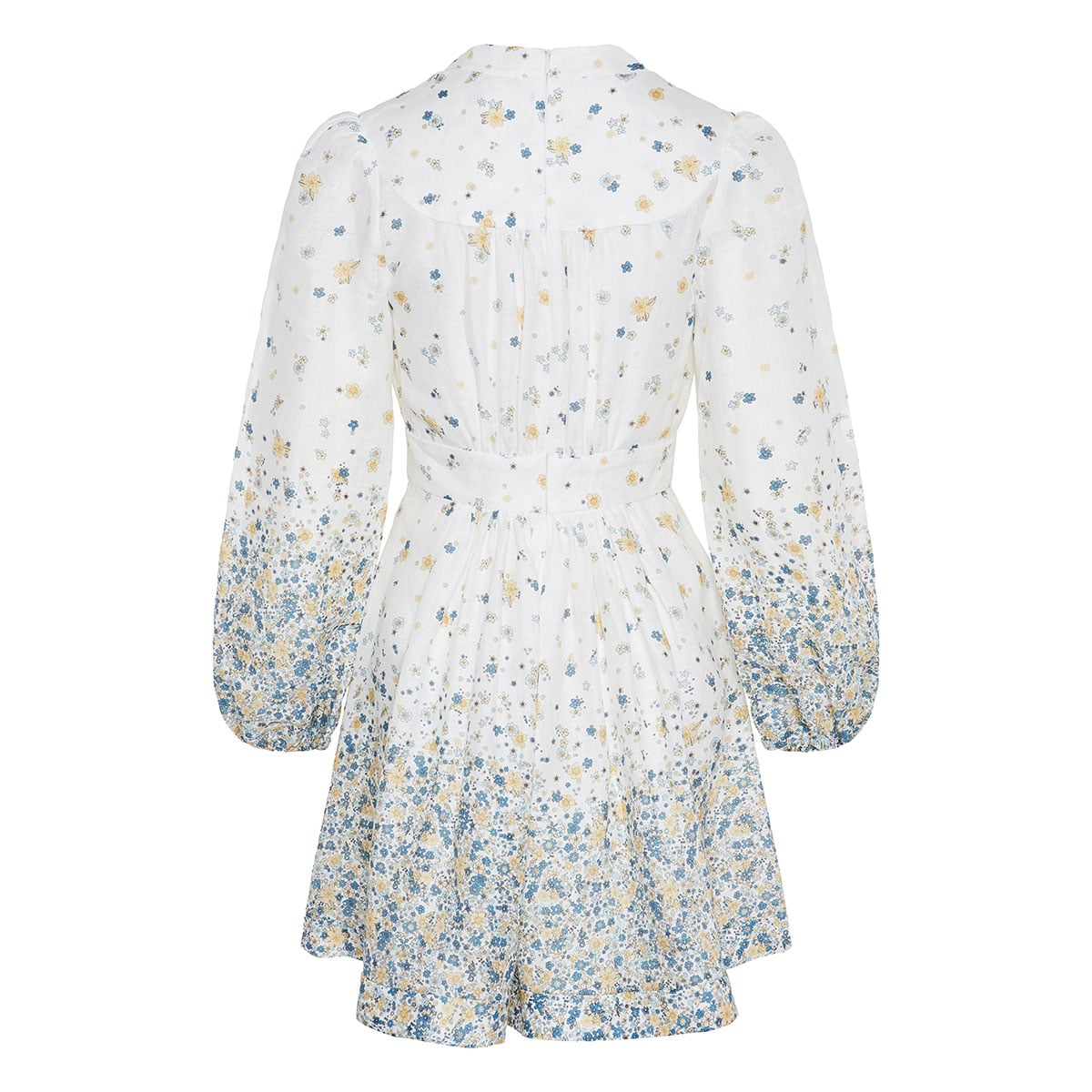 Carnaby floral mini dress