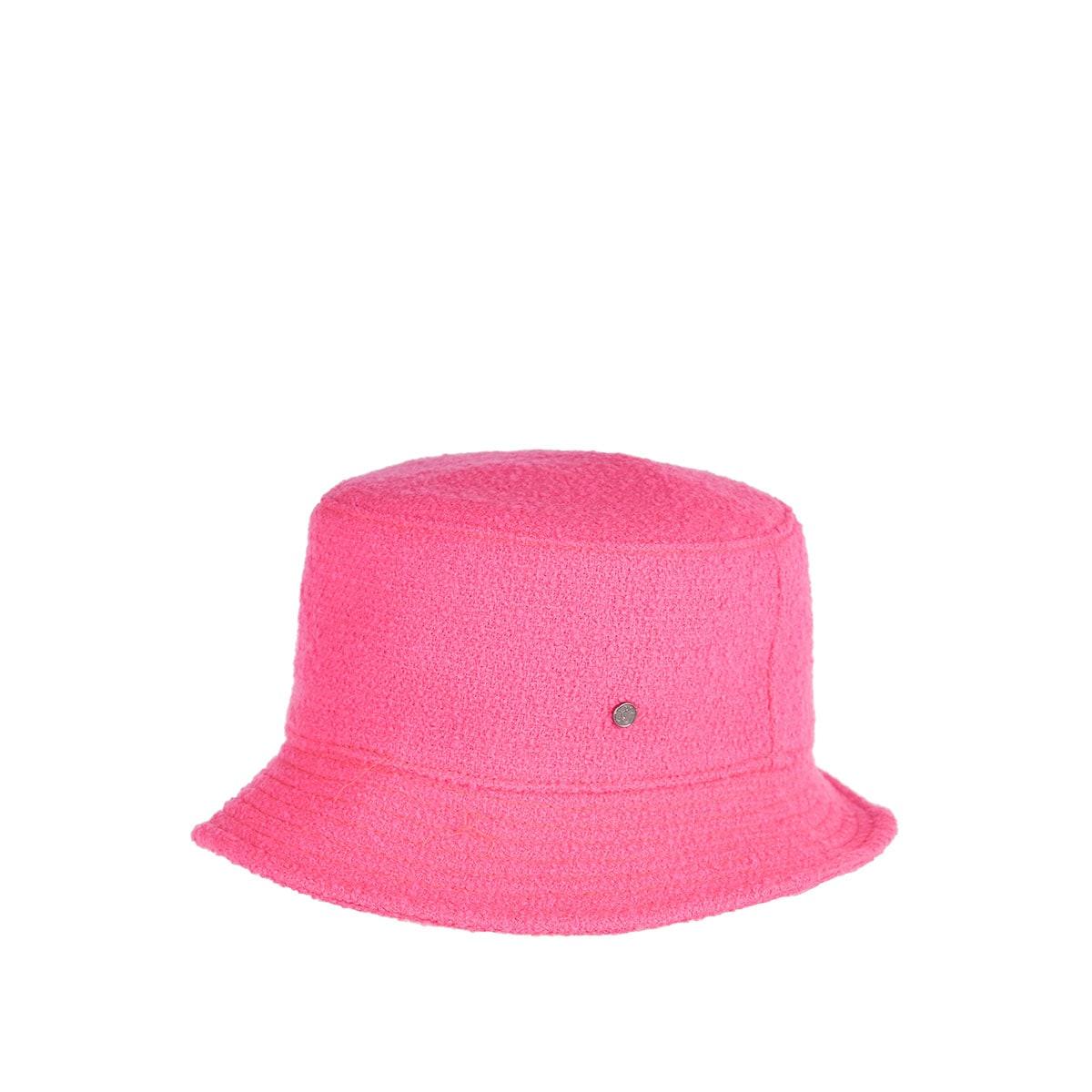 Jason tweed bucket hat