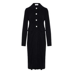 Adonide long boucle coat