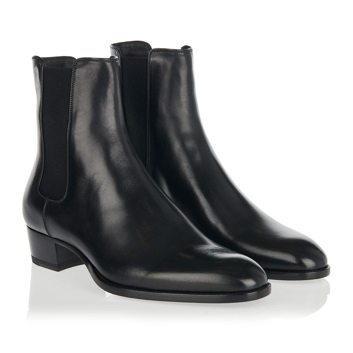 Wyatt leather Chelsea boots