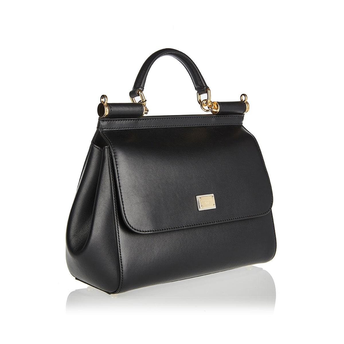 Sicily medium top-handle bag