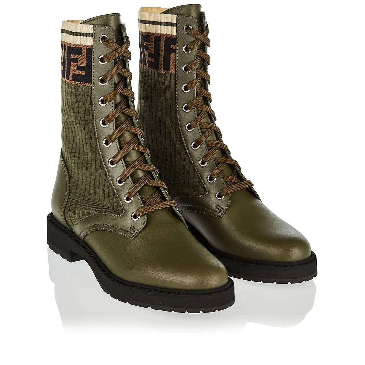Rockoko FF combat boots