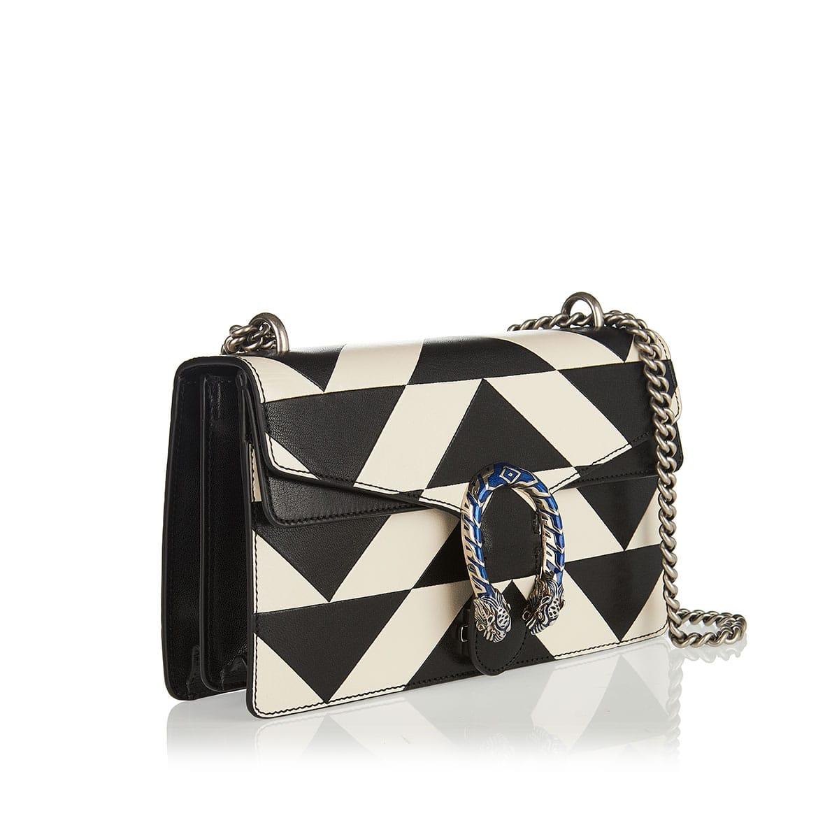 Dionysus small geometric patterned bag