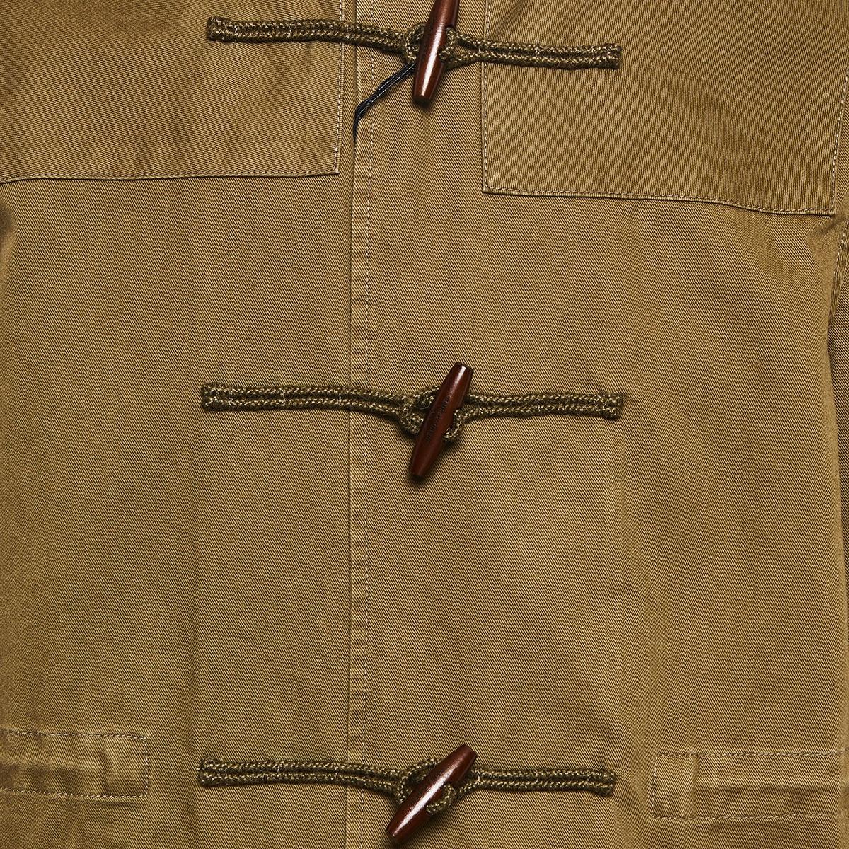 Duffle parka coat