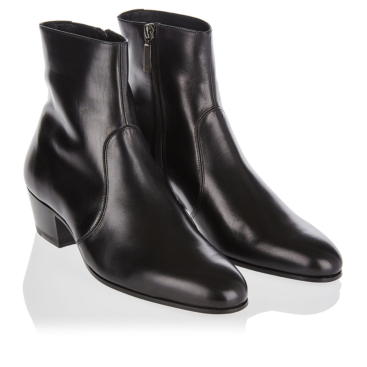Cole leather boots