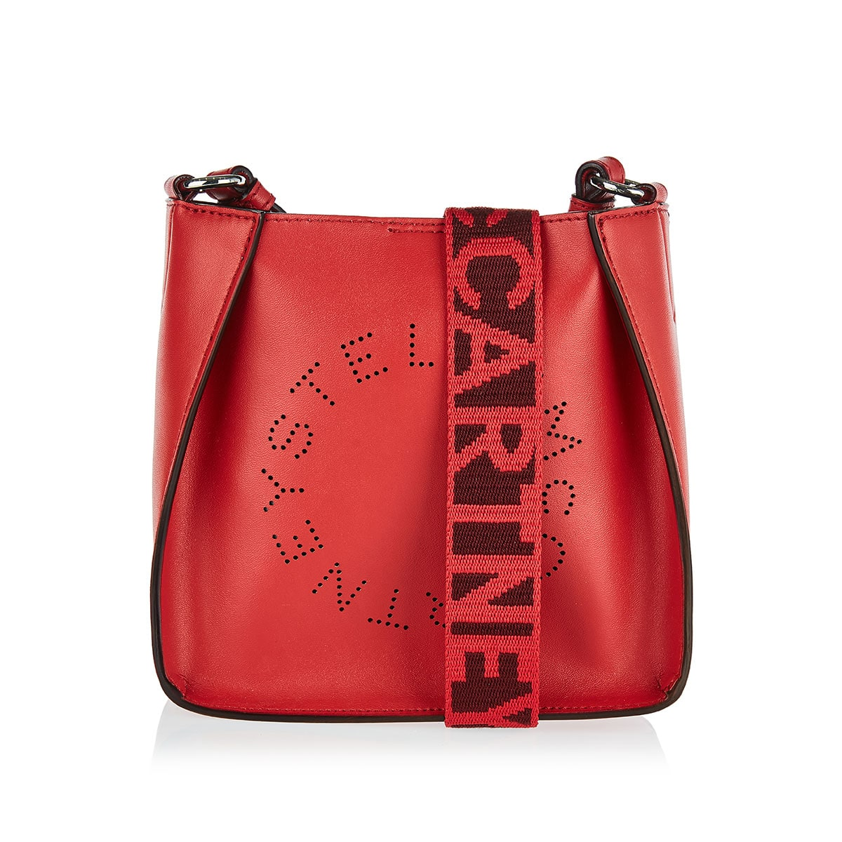 Logo mini crossbody bag