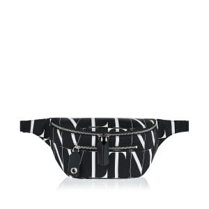 VLTN Times nylon belt bag