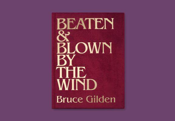Gucci art book by Bruce Gilden
