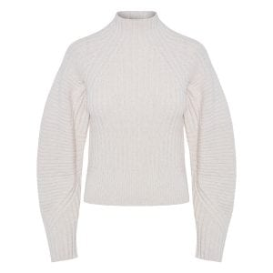 Oakes ribbed wool sweater