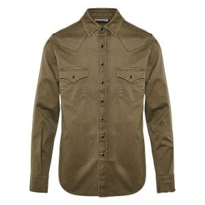 Western cotton shirt