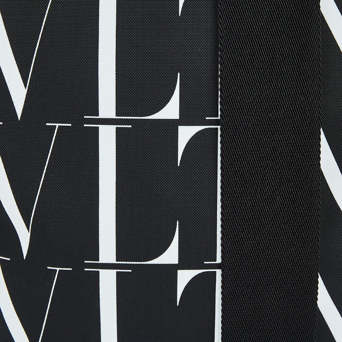 VLTN Times nylon crossbody bag