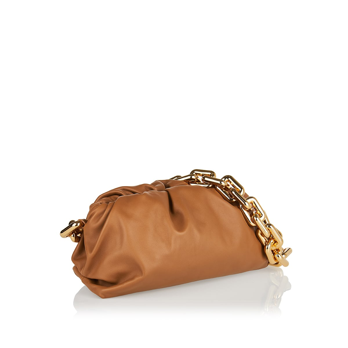 The Chain Pouch large clutch