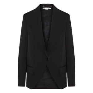 Lindsay single-breasted blazer