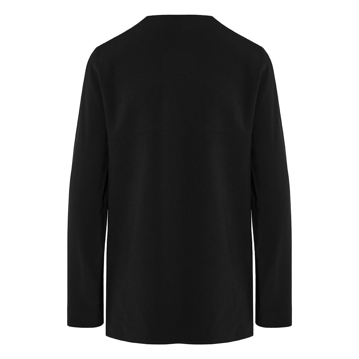 Arlesa crepe blouse