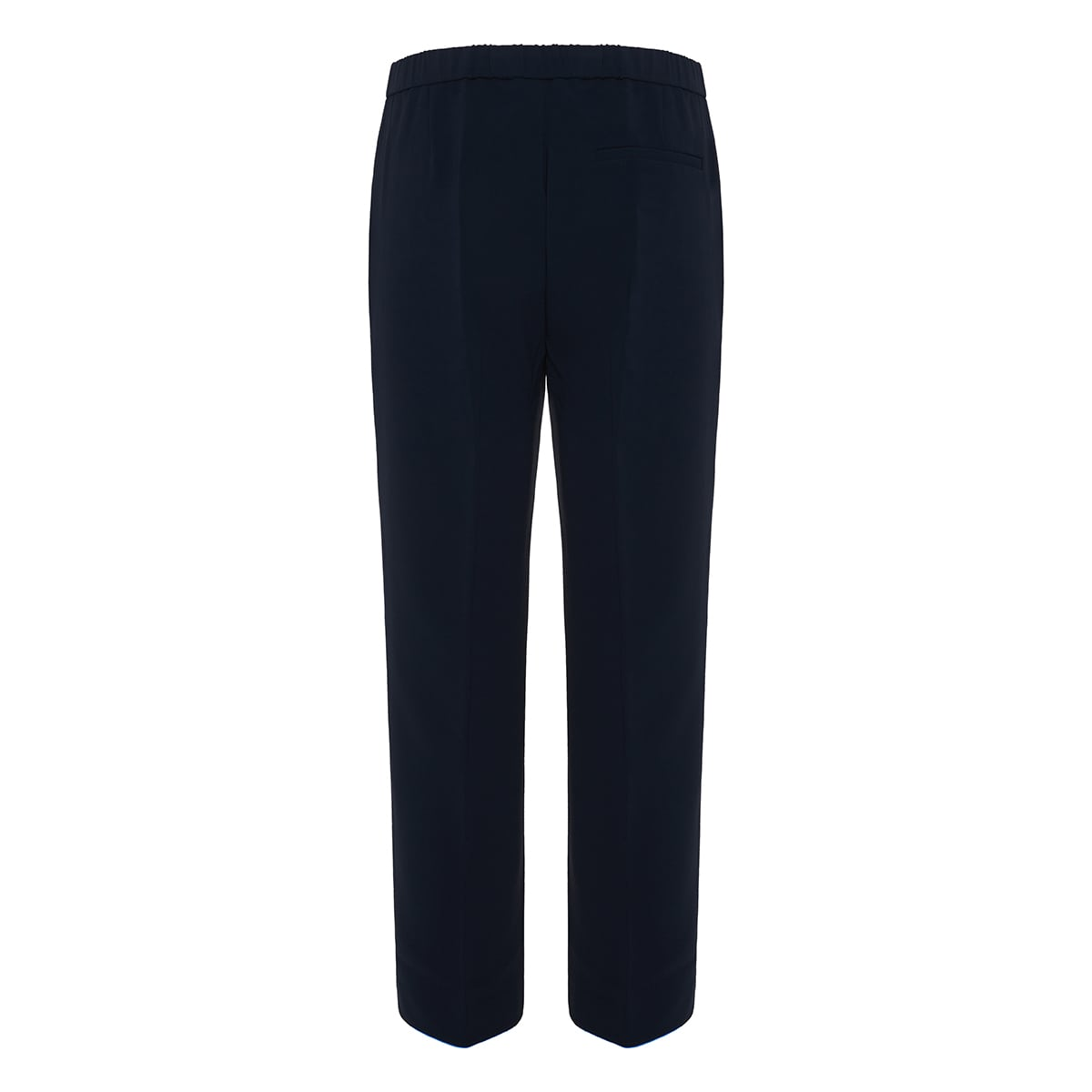 Treeca side-striped cropped trousers