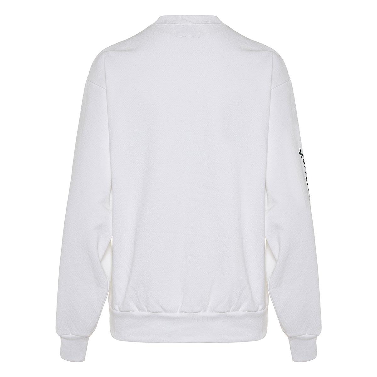 Muscle beach fleece sweatshirt