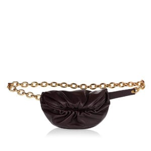 The Mini Pouch leather belt bag