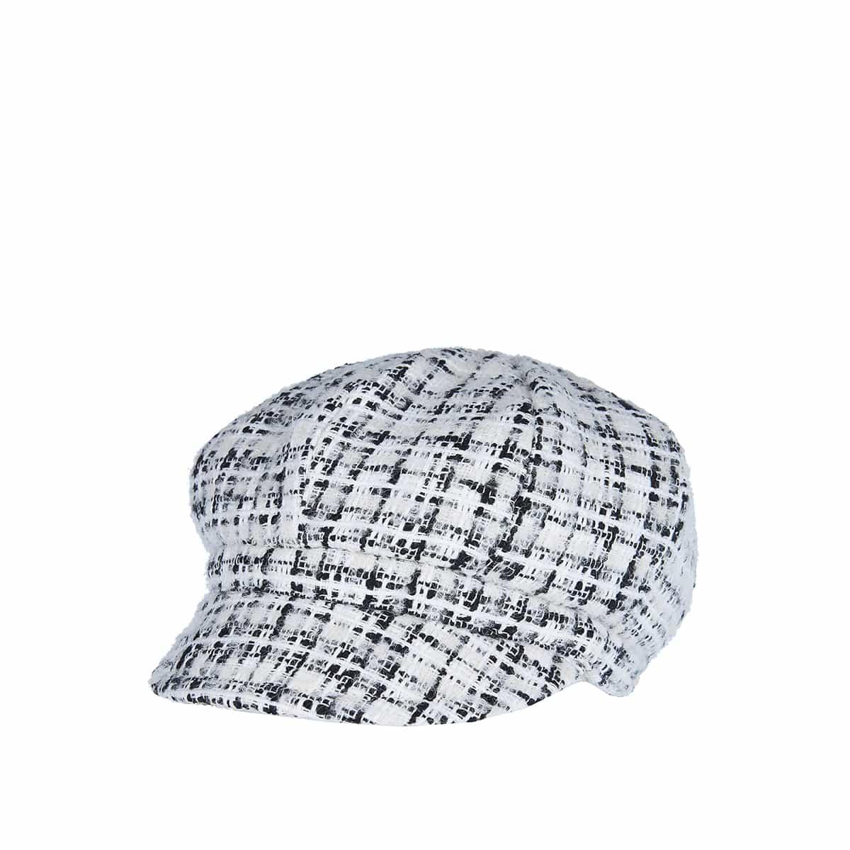 DG tweed cap