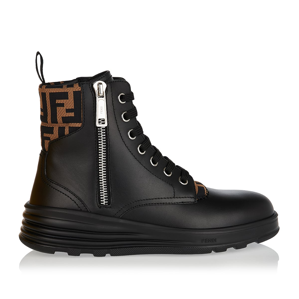 FF leather boots