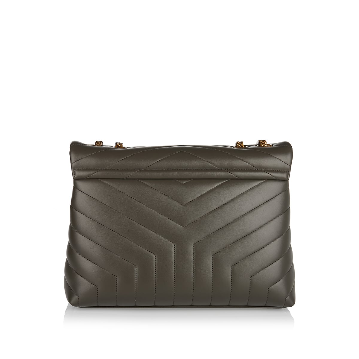 Loulou medium quilted leather bag