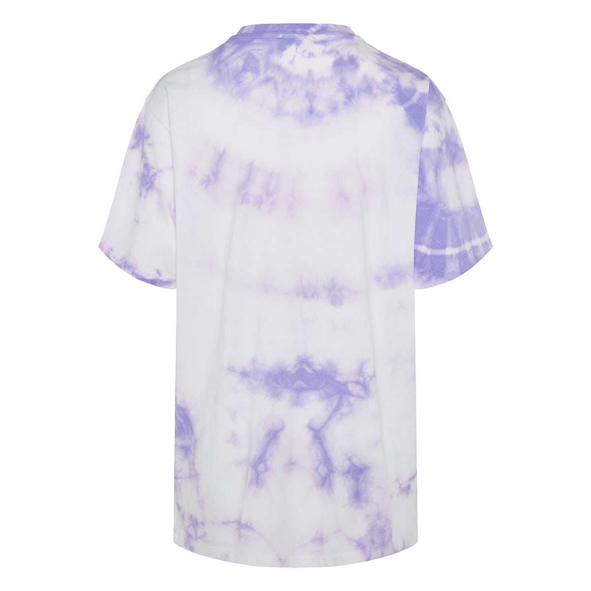 Oversized tie-dye logo t-shirt