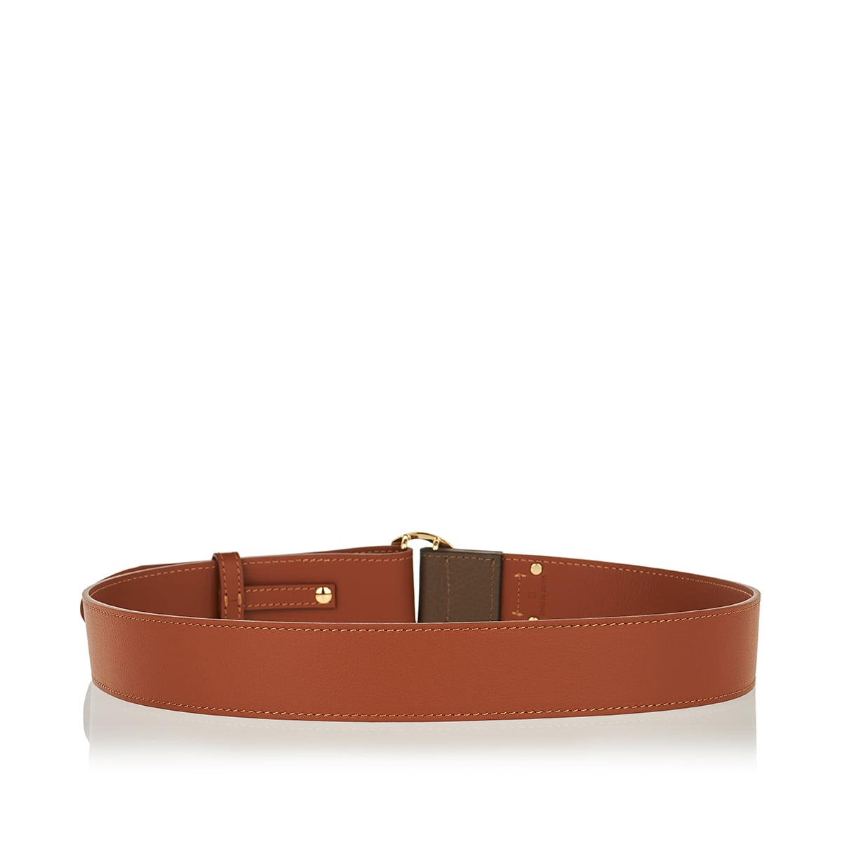 C leather belt
