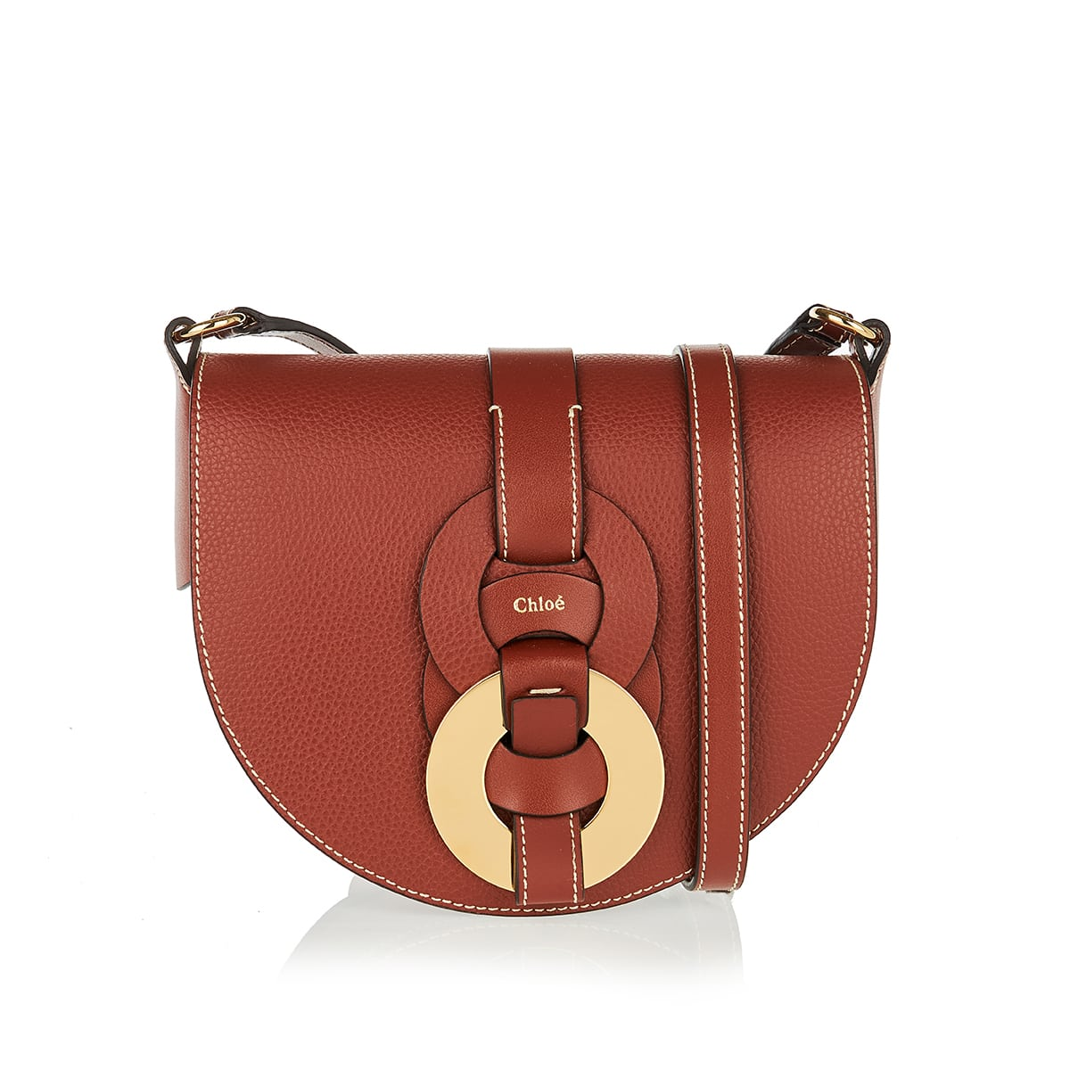 Darryl Small saddle bag