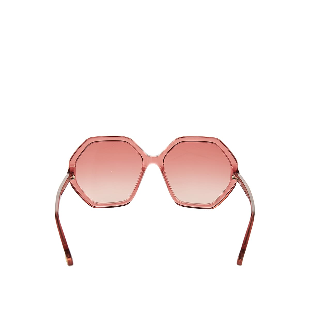 Willow octagonal acetate sunglasses
