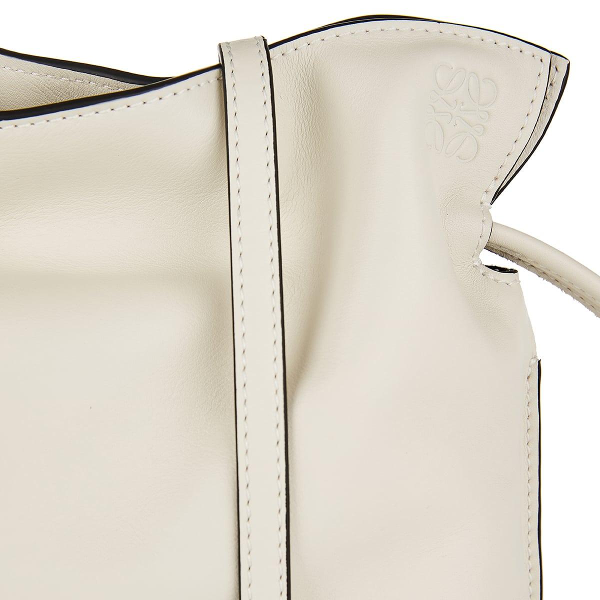 Flamenco Mini leather clutch