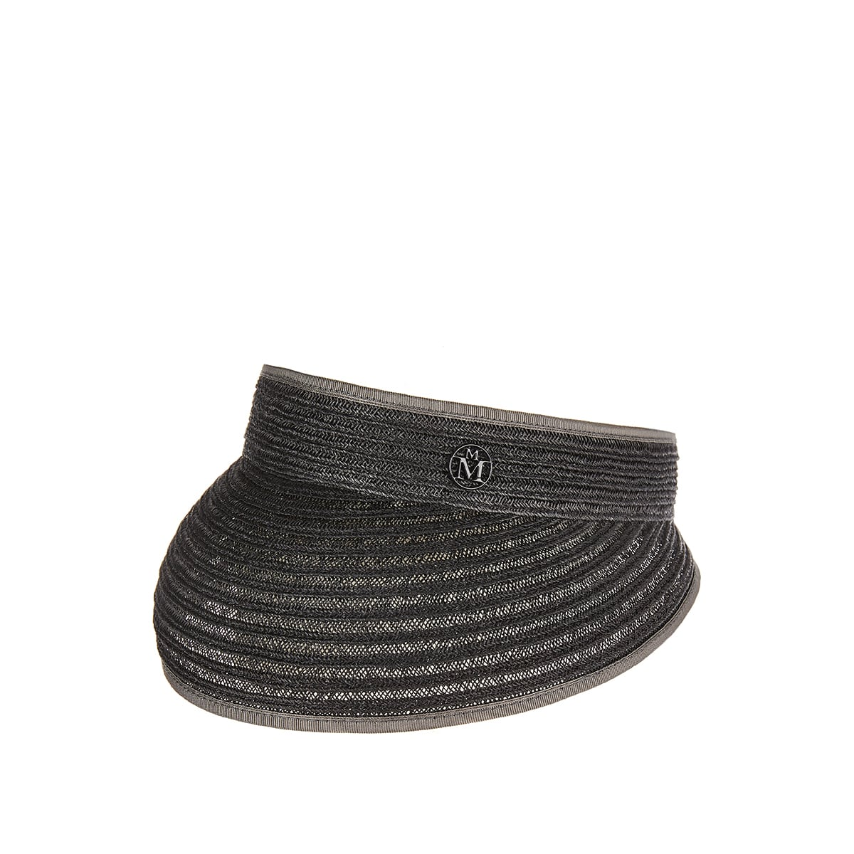 Patty hemp woven visor