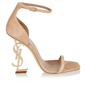 Opyum 110 suede sandals
