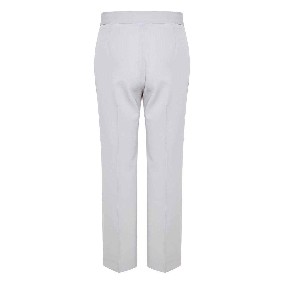 Carlie cropped wool trousers