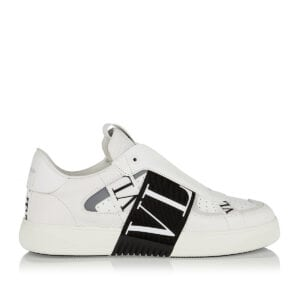 VL7N slip-on leather sneakers