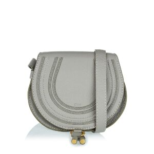 Marcie mini leather crossbody bag