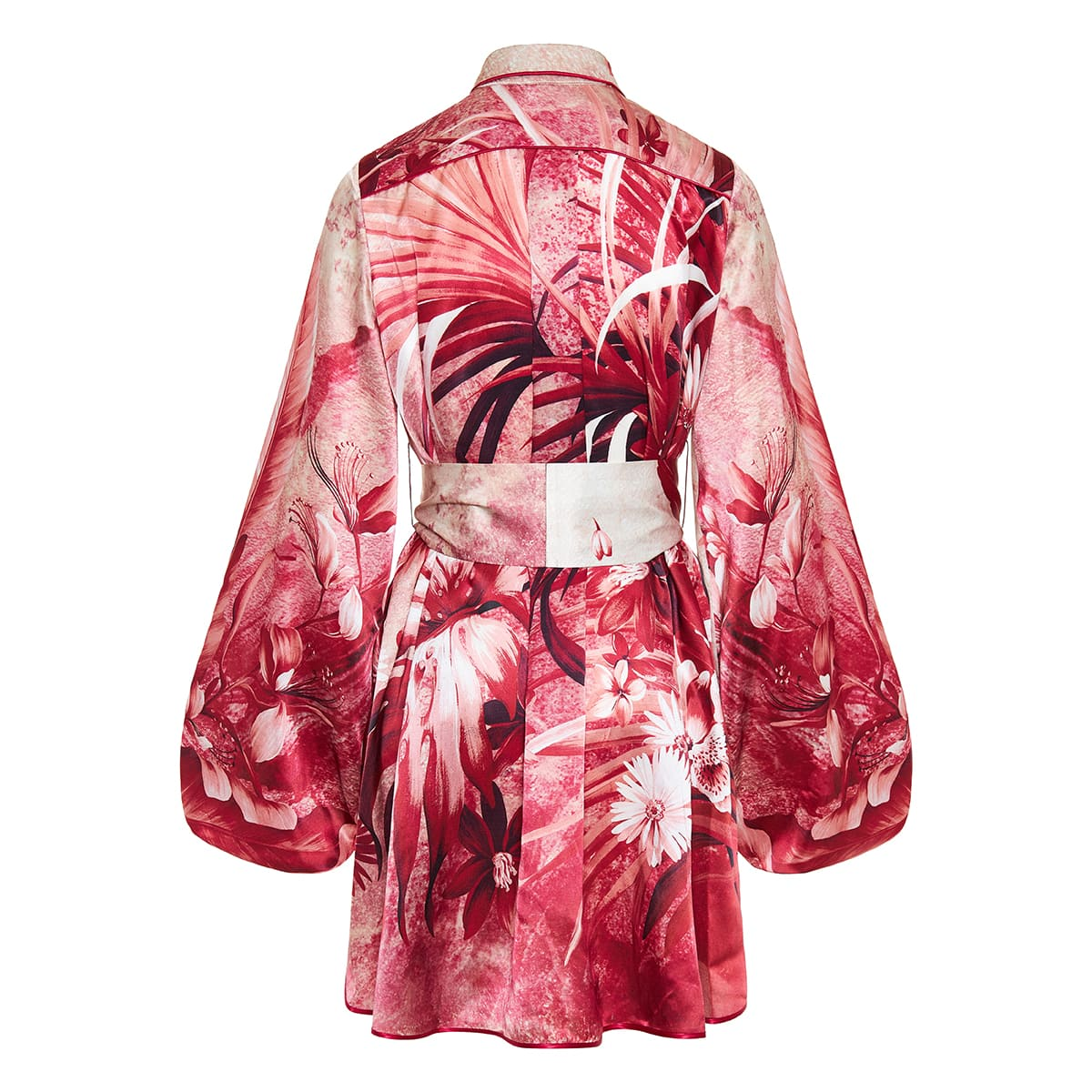 Archidemia printed mini shirt dress