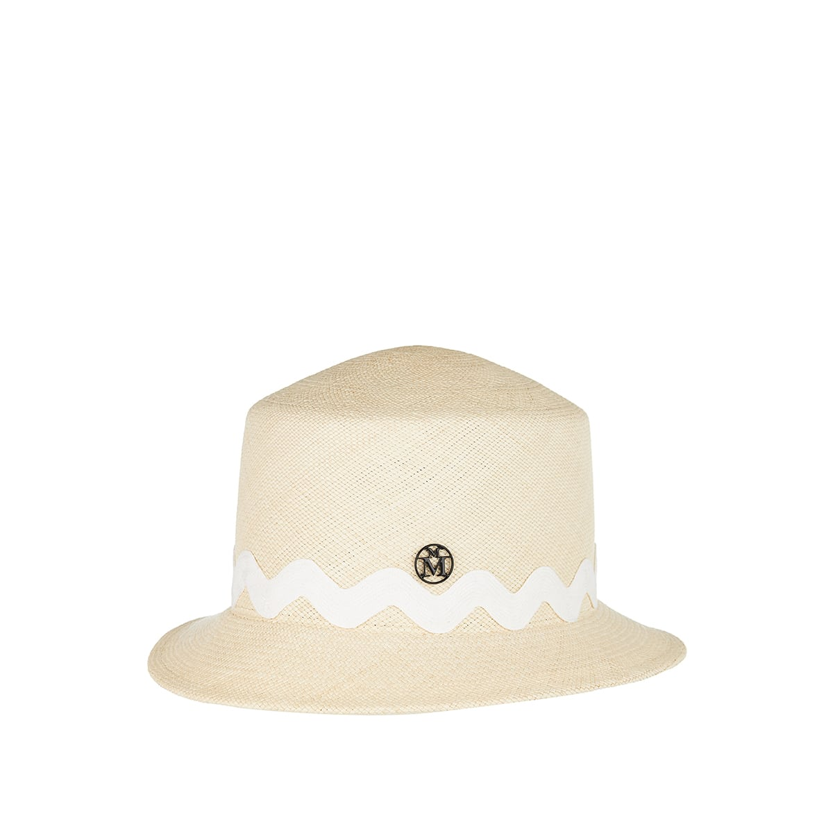 Arsene straw cloche hat