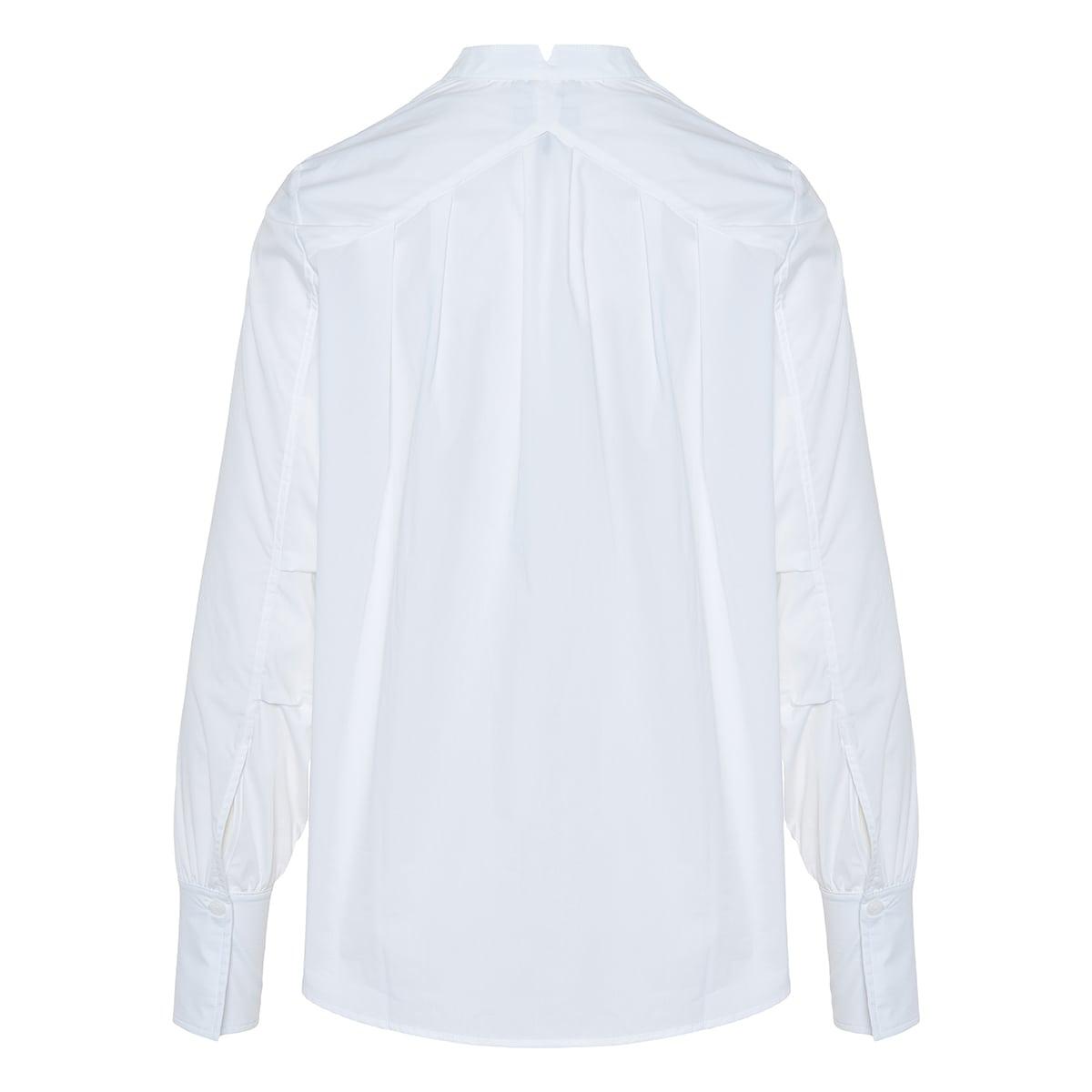 Carly poplin shirt