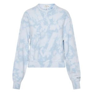 City tie-dye sweatshirt