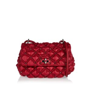 SpikeMe small quilted bag